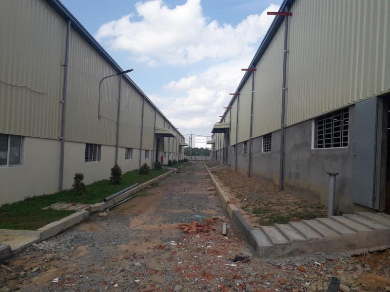 Cho thuê kho xưởng mới xây, mặt tiền đường trục chính trong cụm KCN Nhơn Trạch 1, huyện Nhơn Trạch, tỉnh Đồng Nai