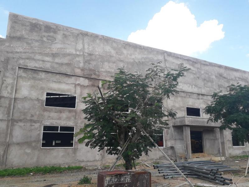 Cho thuê kho xưởng mới xây, mặt tiền đường trục chính trong cụm KCN Nhơn Trạch 1, huyện Nhơn Trạch, tỉnh Đồng Nai.