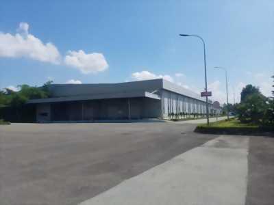 Công ty TNHH Tuấn Phong cần bán 7hecta đất có sẵn nhà xưởng thuộc cụm KCN Nhơn Trạch - Đồng Nai