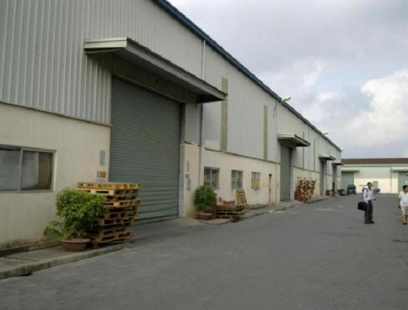 Bán đất có nhà xưởng tại cụm công nghiệp Quốc Oai Hà Nội