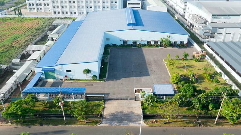 Bán xưởng tại KCN Đại Đồng - Hoàn Sơn - Bắc Ninh 8478m2