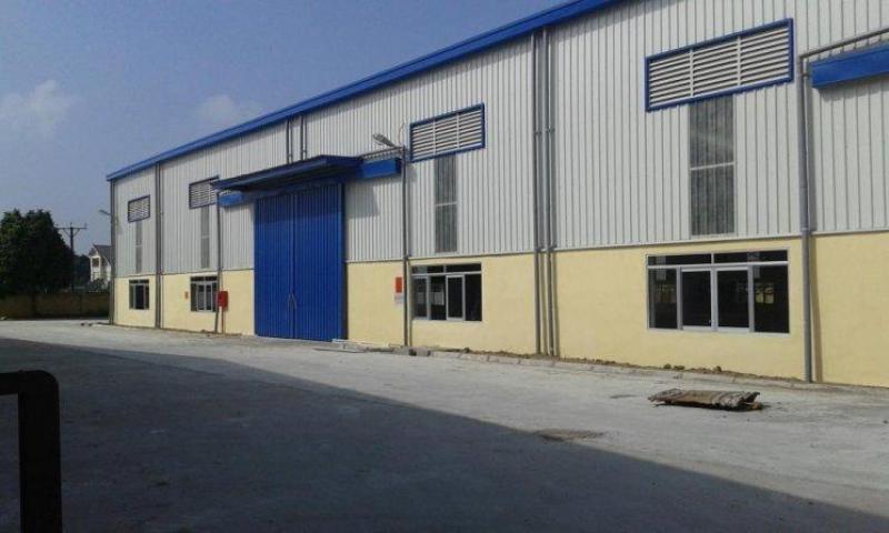 Bán gấp đất và nhà xưởng tại KCN đẠI Đồng Hoàn Sơn Bắc Ninh