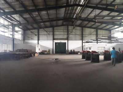 Bán kho xưởng không sử dụng nữa trong KCN Hố Nai, xã Hố Nai 3, huyện Trảng Bom, tỉnh Đồng Nai