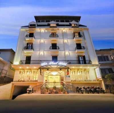 Bán Khách sạn mini, đường cmt8, phường Cái Khế