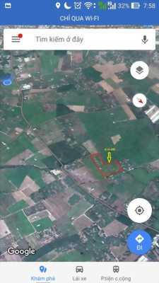 Bán đất trồng cây ăn trái 20 năm diện tích 17.000 m2