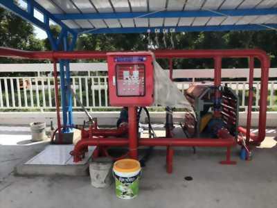 Cho thuê kho, nhà xưởng xây mới mặt tiền trục chính thuộc KCN Nhựt Chánh, xã Nhựt Chánh, Bến Lức, Long An