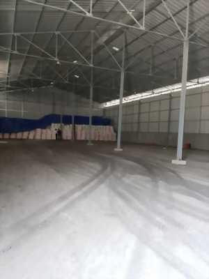 Cho thuê nhà xưởng đường Nguyễn Văn Quá, Quận 12