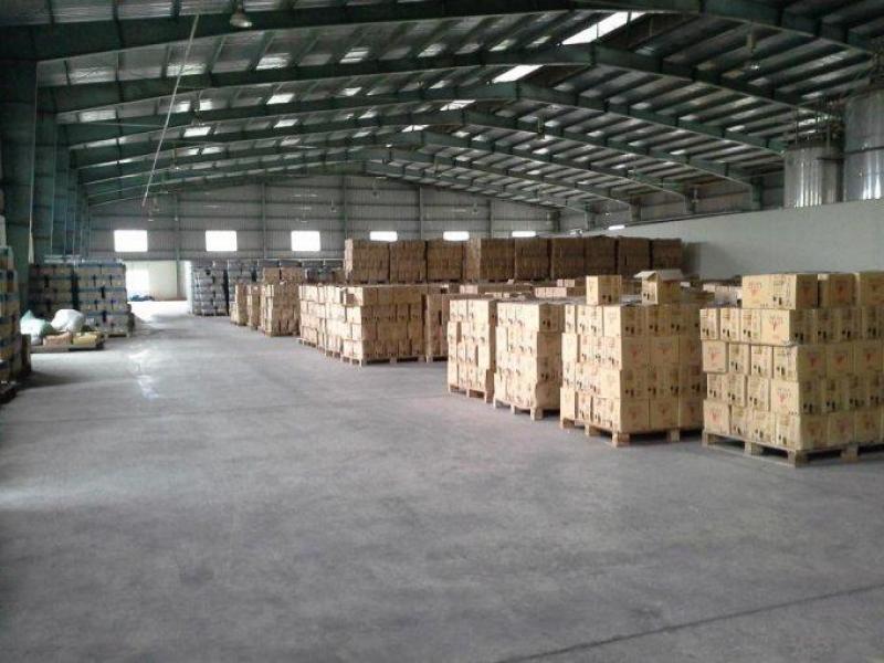 Cho thuê xưởng mới xây đường Thạnh Xuân, diện tích 500m2