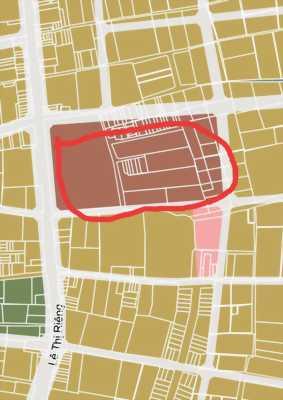 Bán 7,3Ha đất nông nghiệp MT Lê Thị Riêng Q12 TpHCM