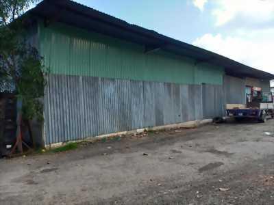Bán gấp đất kho xưởng 1300m2 Tân Thới Nhất Quận 12