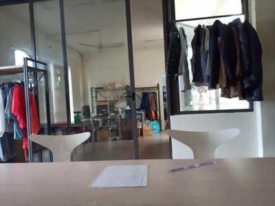 Sang hoặc bán toàn bộ xưởng may thời trang Quận 12