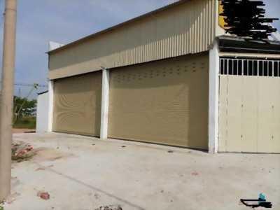 Bán xưởng 12 x 34m mặt tiền đường TA13 Quận 12