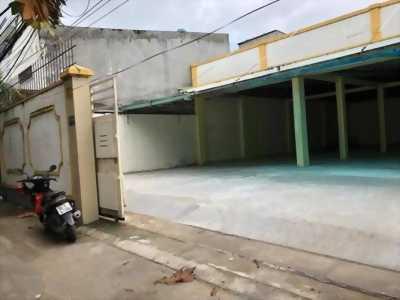 Nhà kho bán 11,4 x 22m đường Hà Huy Giáp Quận 12