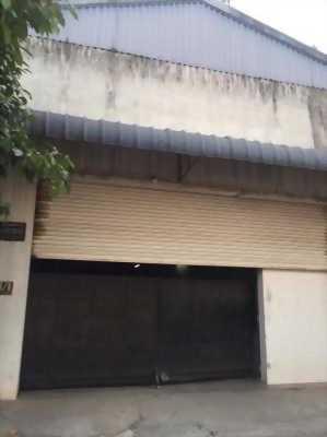 Nhà xưởng 10 x 19m giá 6 tỷ 900 triệu đường Nguyễn Ảnh Thủ.