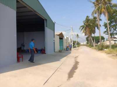 Bán đất, nhà xưởng 1240m2, 2960m2 Thạnh Lộc Quận 12