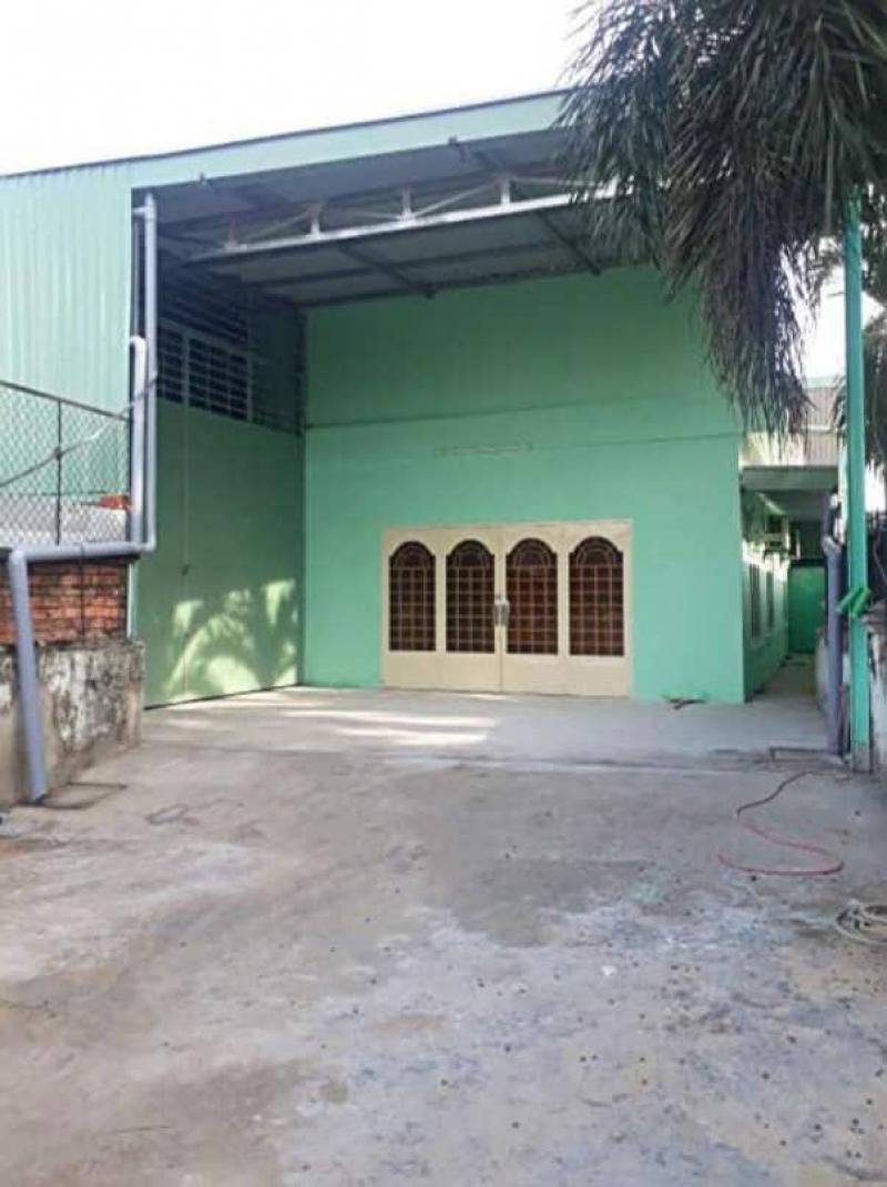 Cho thuê nhà xưởng mới xây, vị trí đẹp. DT 750m2 nở hậu. Phường An Phú Đông, Quận 12.