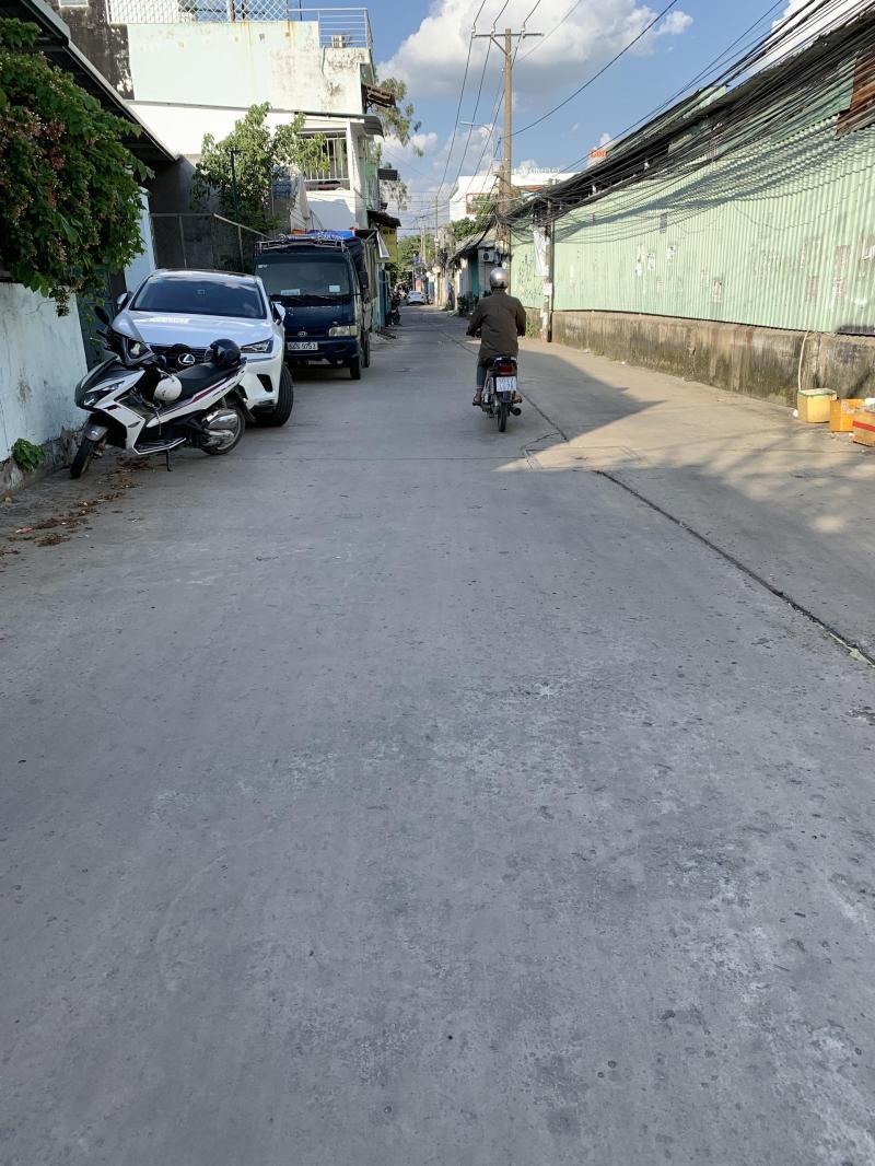 Cho thuê kho, nhà xưởng sản xuất mặt tiền đường C3 Phạm Hùng, huyện Bình Chánh, TPHCM