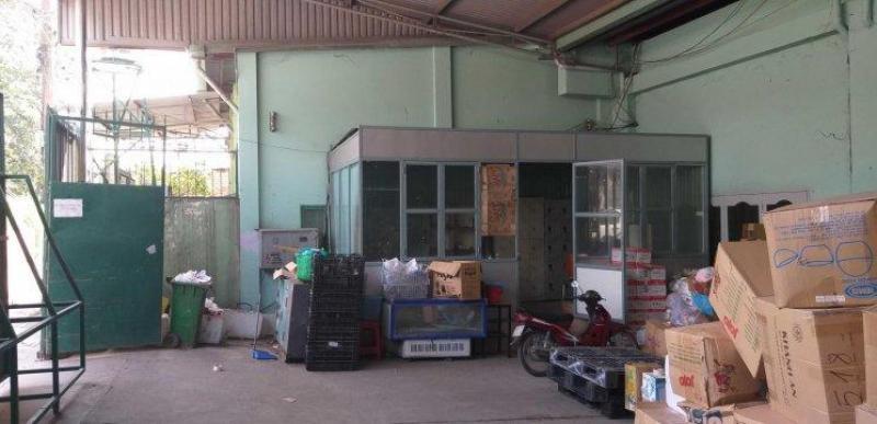 Cho thuê 1.000m2 kho xưởng đường Nam Cao, Quận 9. Đường xe thuận tiện ra vào
