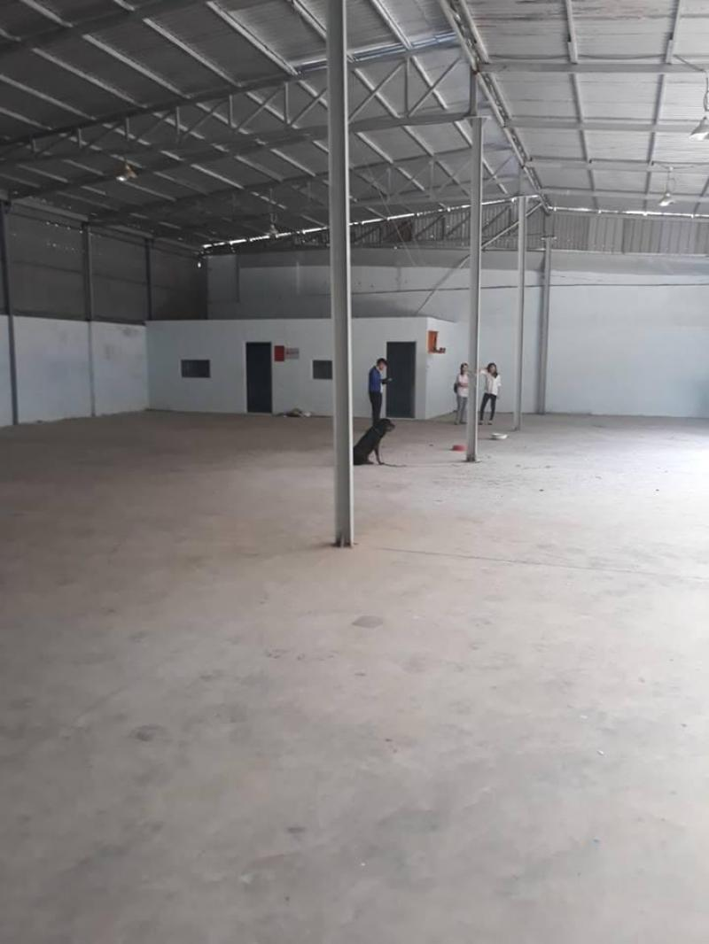 Cho thuê kho xưởng 500m2 - 1ha khu vực Quốc Lộ 1A
