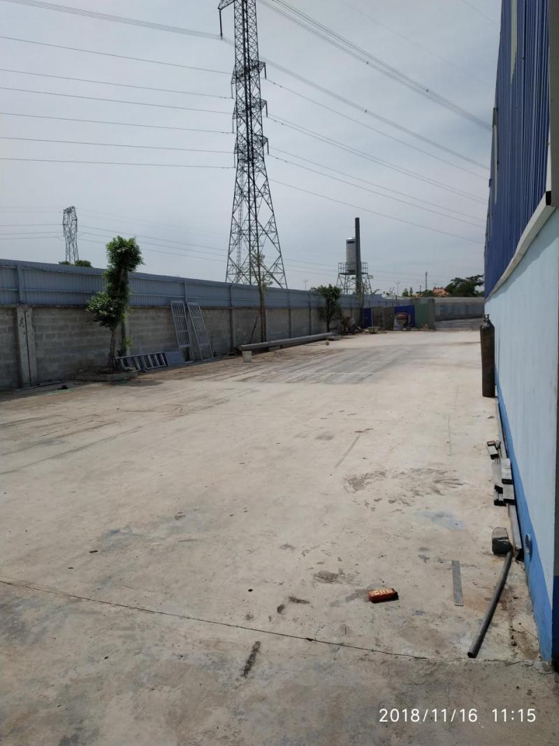 Cho thuê kho xưởng 750m2, giá 40 triệu/ tháng, mặt tiền đường Vĩnh Lộc, Quận Bình Tân