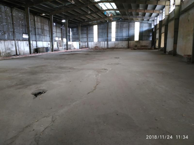 Cần cho thuê kho xưởng DT 2500m2, mặt tiền đường Tây Lân, phường Bình Trị Đông A, Bình Tân