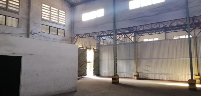 Cho thuê kho mặt tiền Kinh Dương Vương, Quận Bình Tân 1.000m2. Giá 100.000vnđ/m2 (VAT)