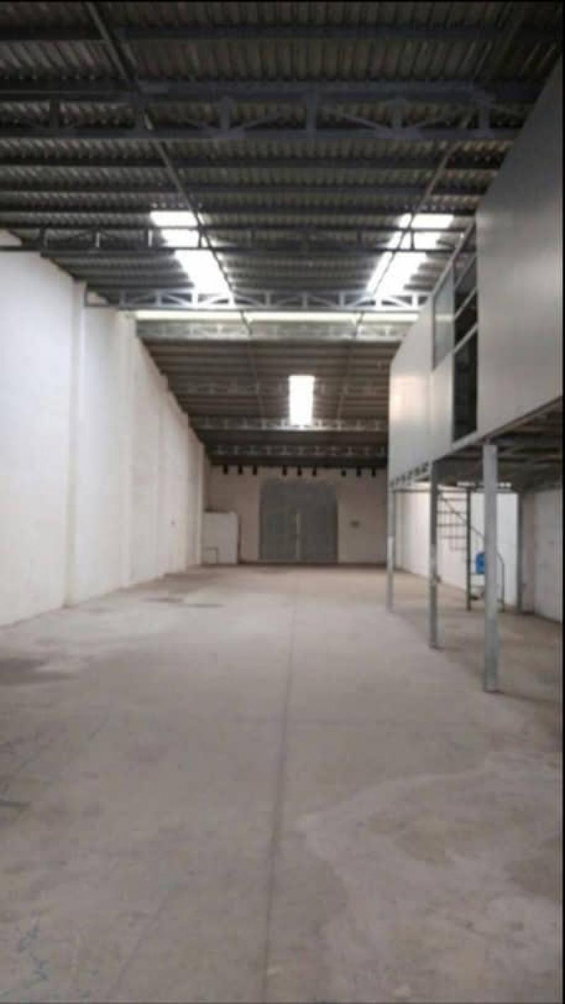 Cho thuê kho, xưởng 500m2  2 mặt tiền, Phường Bình Hưng Hoà B, Quận Bình Tân.