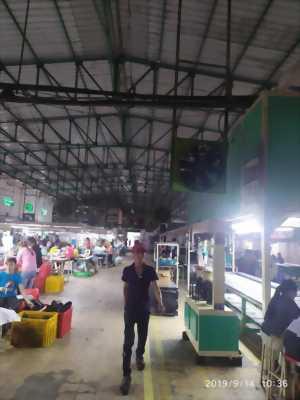 Cho thuê kho, nhà xưởng mặt tiền đường Lên Văn Qưới, phường Bình Hưng Hòa A, quận Bình Tân, TPHCM