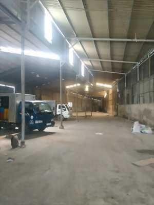 Cần cho thuê xưởng trống mặt tiền Quốc lộ 1A, Phường Bình Hưng Hòa, Bình Tân, TP HCM
