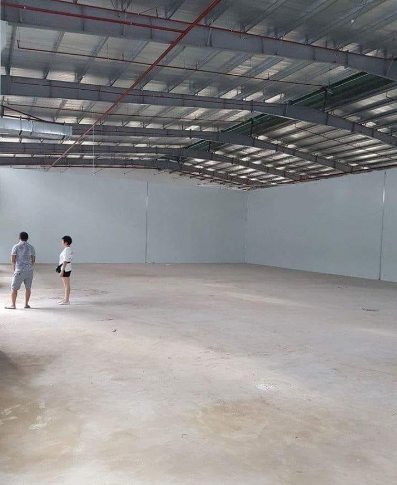 Cho thuê nhà xưởng 455m2 tại Dương Đình Nghệ, Cầu Giấy Hà Nội gần Keangnam