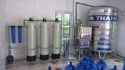 Bán xưởng sản xuất nước uống tinh khiết