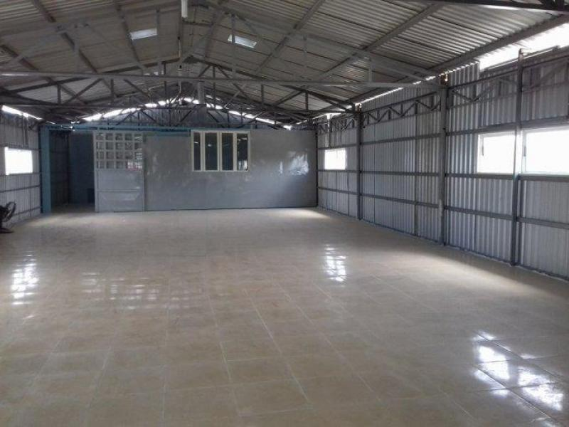 Cho thuê nhà xưởng tại mặt phố Lĩnh Nam Hà Nội 60m2x4T