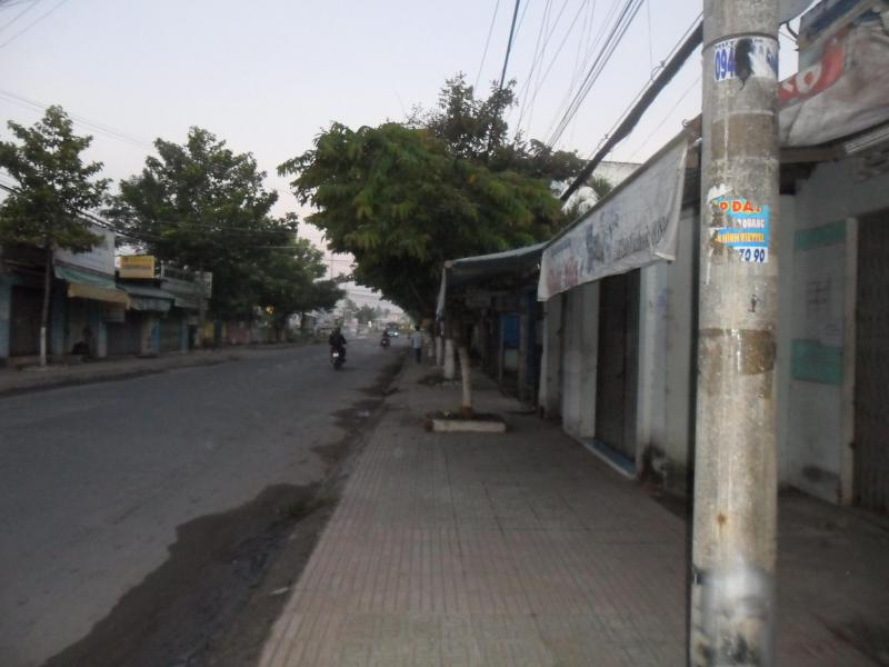 Cho thuê đất trên đường Nguyễn Thị Định