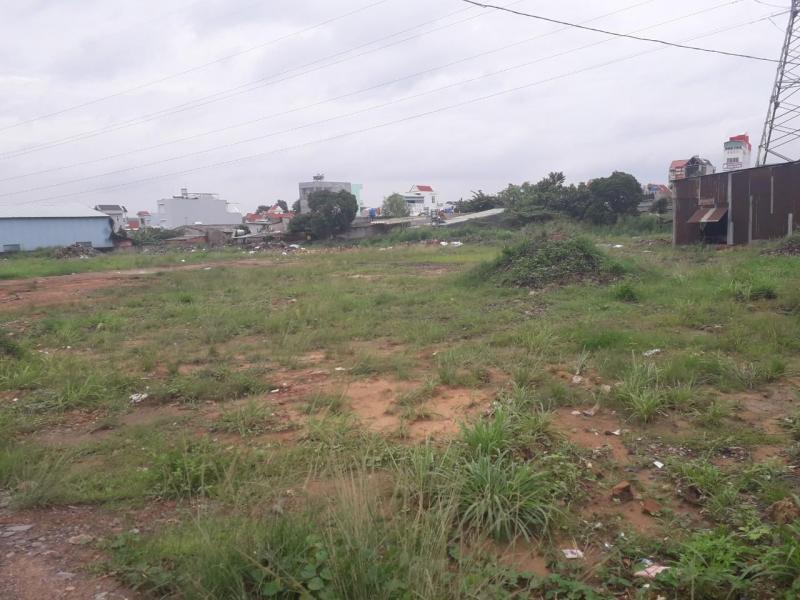 Cho thuê kho bãi, nhà xưởng, đất ngoài Khu công nghiệp thuộc Khu Phố 3, TP.Biên Hòa, tỉnh Đồng Nai.