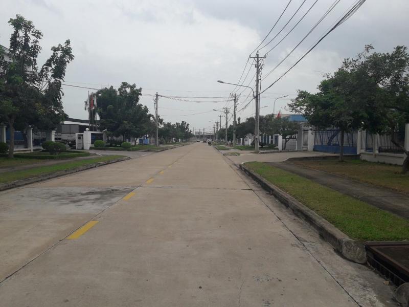 Cho thuê kho bãi, nhà xưởng nằm trên trục chính của Khu công nghiệp Long Bình thuộc phường Long Bình, TP. Biên Hòa, tỉnh Đồng Nai
