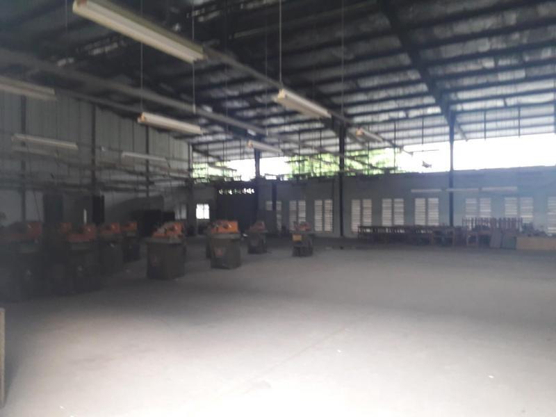 Cho thuê kho xưởng mặt tiền Quốc lộ 1A, Long Binh Tân thuộc địa phận TP. Biên Hòa, Đồng Nai