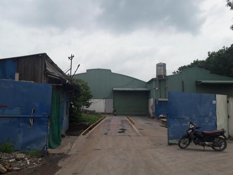 Cho thuê kho xưởng mặt tiền đường Võ Nguyên Giáp, xã Phước Tân, huyện Long Thành, tỉnh Đồng Nai.