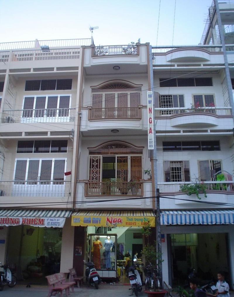 Nhà mặt tiền Quốc lộ 53 -Long Hồ-Vĩnh Long