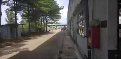 Công ty cần cho thuê kho xưởng trong KCN Dệt May Bình An thuộc Xã Bình Thắng, Huyện Dĩ An, Tỉnh Bình Dương