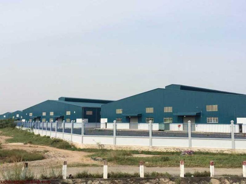 Cho thuê nhà xưởng ở tại Vĩnh Phúc Phúc Yên 4000m, 8000m
