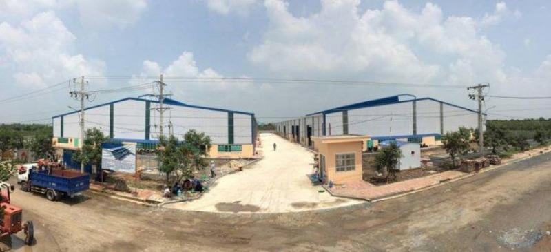 Cho thuê xưởng ở Phúc Yên Vĩnh Phúc từ 1115m đến 1520m