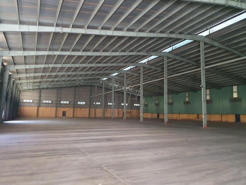 Cho thuê nhà xưởng 4050m2 tại Phúc Yên Vĩnh Phúc gần QL2 (Ảnh thật)