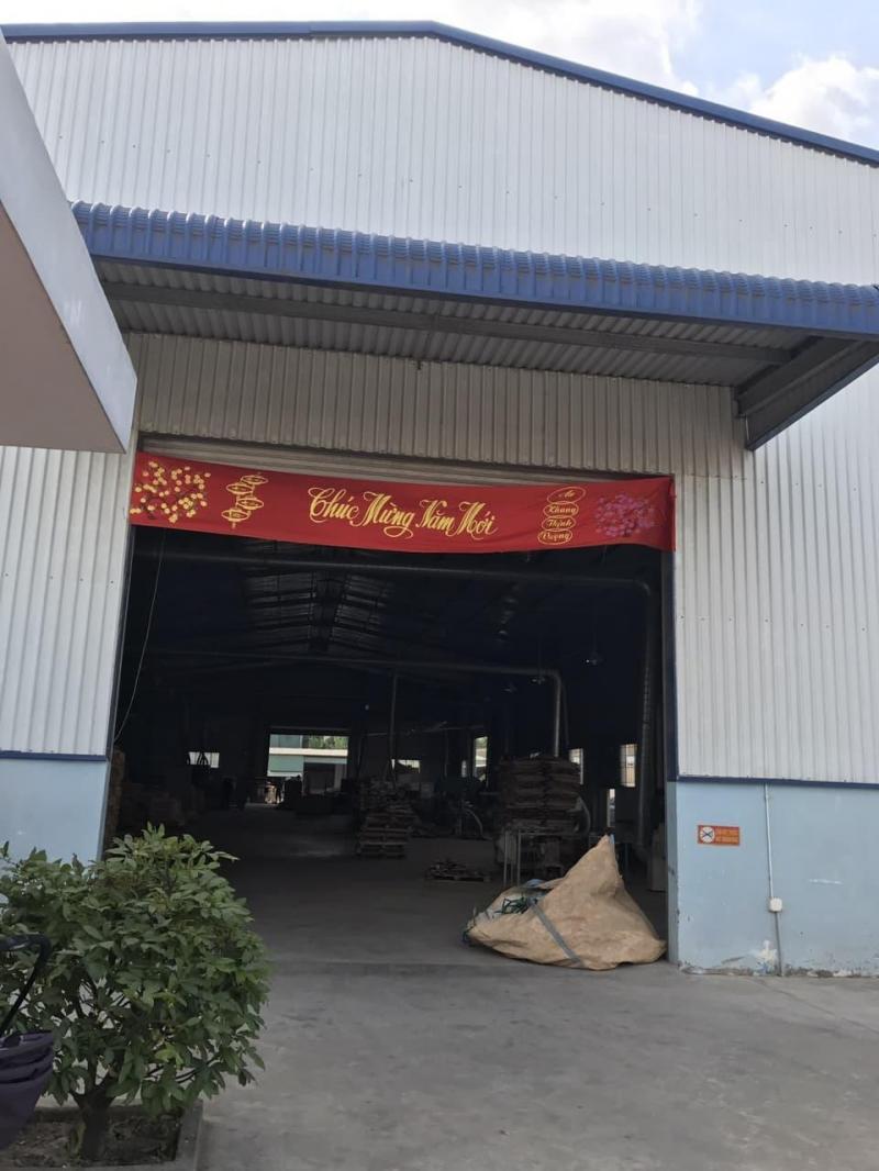 Cho thuê nhà xưởng Thuận Giao Bình Dương