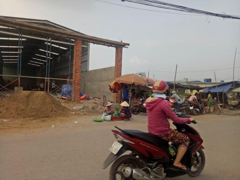 Cho thuê nhà xưởng An Phú Thuận An Bình Dương ngay vòng xoay An Phú