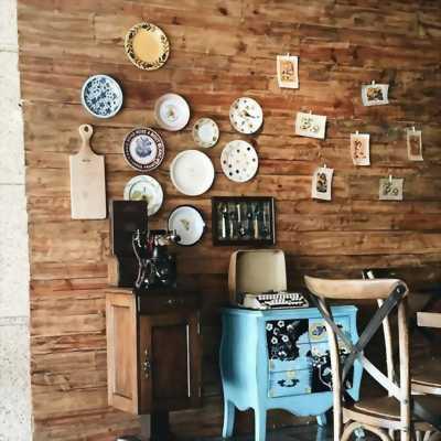 đồ dùng quán cà phê