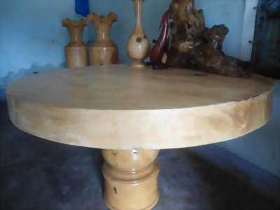 Mặt bàn sao 126-19 cm đã pu