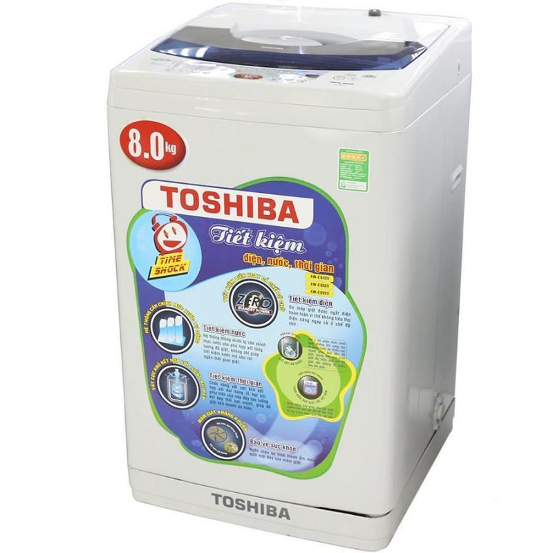 Máy giặt Toshiba 10kg bảo hành 6 tháng