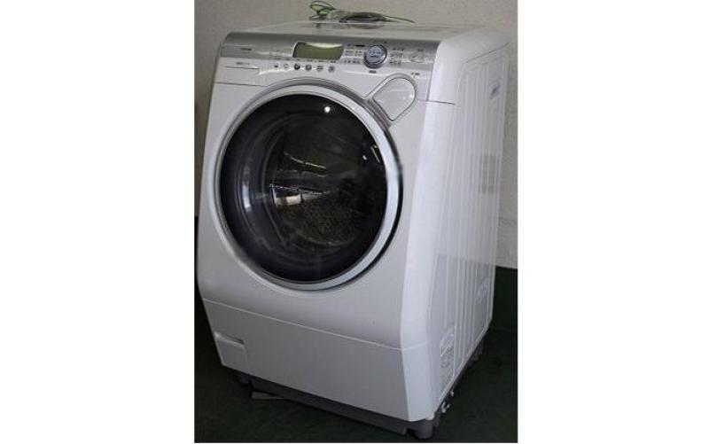 Máy giặt National 8kg ( inverter) hàng Cam