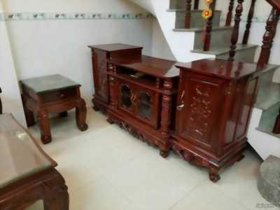 Tủ xưa gỗ tốt
