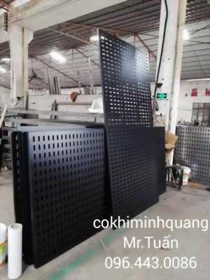 Công ty Minh Quang sản xuất lưới thép đột lỗ hà nội